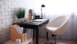 organize office. Organized Home Office Organize V