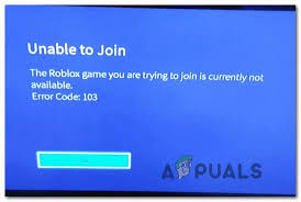 Looking for working yba codes (your bizarre adventure codes)? How To Fix Roblox Error Code 103 On Xbox One Appuals Com