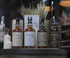 The Balvenie's Brand Ambassador James Cordiner explains whisky and cheese  pairing