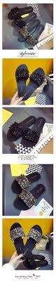 Designer Platform Flip Flops Us 11 2 30 Off Summer Shoes Woman Rivet Glitter Designer Platform Sandals Women Bling Bling Flip Flops Black Silver Beach Slippers In Slippers From