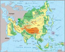 pics photos map physical map of asia locations of south asia new Map Of Asia Atlas Map Of Asia Atlas #37 map of asia to label