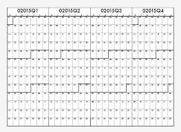 Calendar Quarters Paper Calendars Optional Is Required
