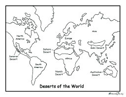 World Map Coloring Page Pages Get This Simple To Print For Flag