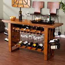 sofa table with wine storage. Large Size Of Console Table With Wine Rack Sofa Storage