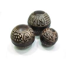 Decorative Metal Balls Decorative Balls Metal Embossed Balls Manufacturer from Moradabad 24