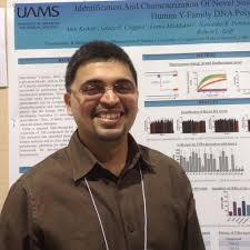 Amit KETKAR   Instructor   PhD   University of Arkansas for ...
