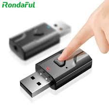 <b>T7 5</b> USB <b>Bluetooth</b> Audio Receiver Lightweight Blutooth 5.0 <b>Aux</b> ...