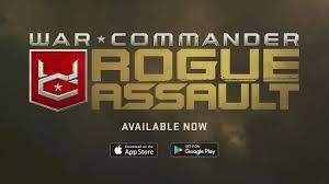 War Commander Rogue Assault Launch Trailer