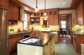 a minneapolis kitchen remodel captures the true craftsman spirit custom home kitchen custom homes design remodeling