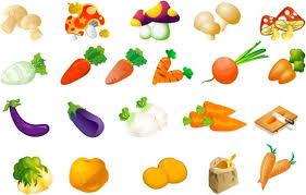 fruits and vegetables clip art. Brilliant Art Vegetable Clip Art Of Three With Fruits And Vegetables Clip Art M