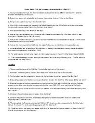 ib history essay questions unit essay questions describe  united states civil war causes course and the ib dogs