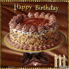 Sparkle Happy Birthday Gif Pictures Photos And Images For Facebook