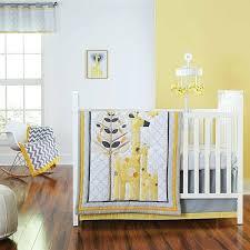 safari nursery bedding sets happy chic baby safari giraffe 4 piece crib bedding set by safari