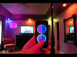 cool mood lighting. Cool Philips Hue Living Room Wireless Mood Lighting S