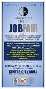 Flyer Jobs Home Workforce Development Board Of Passaic County