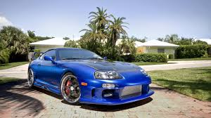 1996 Toyota Supra - Information and photos - ZombieDrive