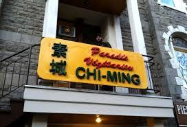 Paradis Végétarien Chi-Ming resto vege