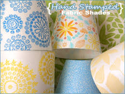 Patterned Lampshades Unique Table Lamp Shades Of Light With Patterned Idea 32 Vsvinyl