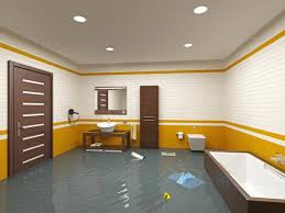 flooded basement. Contemporary Basement TS151564672_floodedbathroom_s4x3 For Flooded Basement