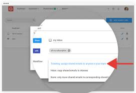 How To Use Email How To Use A Shared Inbox Inside Gmail Gmelius Help Center