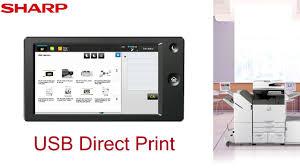 sharp mx 3070n. sharp mx4070n/mx3570n/mx3070n \u2013 easy printing/scanning with usb drives sharp mx 3070n