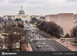 เมืองหลวงของสหรัฐอเมริกา – ภาพข่าวสต็อก © Baiterek_Media #142976079