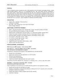 Cognos Developer Ideas Collection Informatica Resume