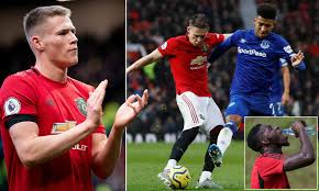 Join wtfoot and discover everything you want to know about his current girlfriend or wife, his shocking salary and the amazing. Man Utd Duo Scott Mctominay And Axel Tuanzebe Have Been Bulking Up In The Gym Solskjaer Daily Mail Online