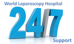 support center helpdesk and support center of world laparoscopy hospital