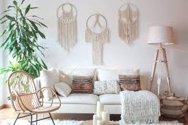 styles of furniture design. 1970s Furniture Design: Bohemian Macrame Wall Hangings | NONAGON.style Styles Of Design