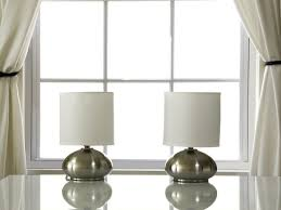 tall lamp table set of 2 lamps glass lamp shades lamp table combo
