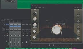 Drum Machine Designer Logic Pro X Download Logic Tutorial Mixing Drums With Drum Kit Designer