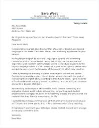 Teacher Cover Letter With Experience Substitute Teacher Cover Letter