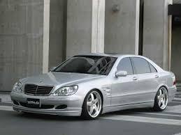 3DTuning of Mercedes S class Sedan 1998 3DTuning.com - unique on ...