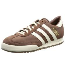 adidas originals beckenbauer all round trainers brown co uk shoes bags