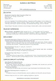 What To Write In Profile On Resume Writing A Profile For Resume Blaisewashere Com
