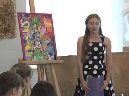 Защита дипломов в художественной школе  Защита дипломов в художественной школе