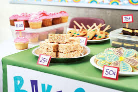How To Have A Bake Sale A Successful Bake Sale Bake Sales And Boot Camp