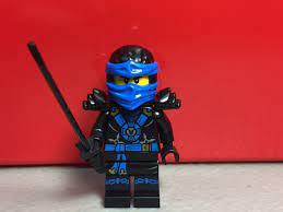 LEGO Building Toys Building Toys Lego Mini Figure Ninjago Cole Round Torso  Emblem and Armor from Set 70751
