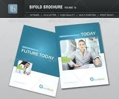 2 Fold Brochure Template Psd Chanceinc Co