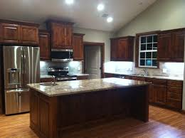 Kitchen Floors And Cabinets Kitchens With Dark Wood Floors Light Cabinets Dark Floor Dark