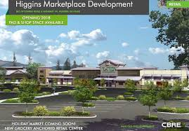 developer holiday market could be a potential tenant at higgins marketplace theunion com