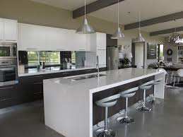 Google Kitchen Design Love The Island And The Lights Above Contemporary Kitchens