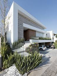 residencia vista clara by mx puebla mexico house plans modern plan home design from architectural consultants in ahmedabad