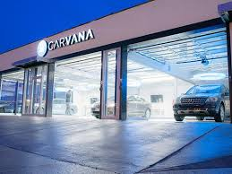 Carvana Vending Machine Atlanta Interesting Carvana Disrupting The Industry One Car Vending Machine At A Time