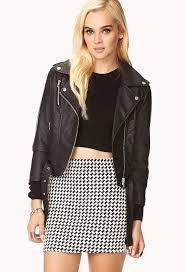black leather jackets forever 21 underground faux leather jacket