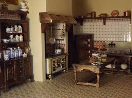 Kitchen Dollhouse Furniture Victorian Kitchen Miniatures Pinterest Furniture Kitchens