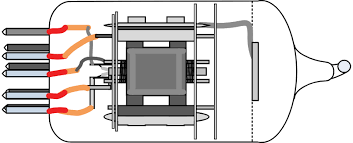 12ax7 comparison of current made tubes amplified parts drawing of t 12ax7