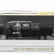 1/64 1996 Dodge Ram Pickup Truck With Flatbed Trailer - Daltons Farm ...
