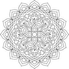 174 Best Printable Mandalas To Color Free Images In 2019 Mandala